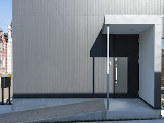 中野晋治建築研究室 บ้านและที่อยู่อาศัย