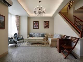 Sunshine 弘悅國際室內裝修有限公司 客廳