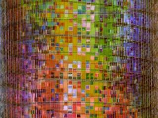Décors muraux par Anne Wodrascka Moderne