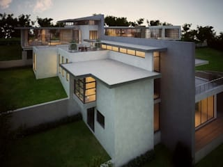 Casas de estilo moderno de John McKenzie Architecture Moderno