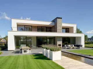 Villa in Teteringen Moderne huizen van Broos de Bruijn architecten Modern