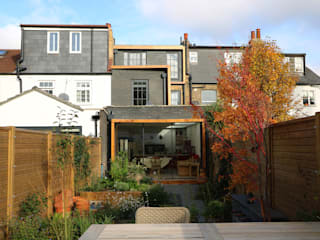 Albion Road Minimalist style garden by IQ Glass UK Minimalist