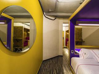 Hoteles de estilo  de DIN Interiorismo ,