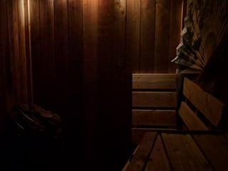 Individuelle Sauna-Beleuchtung Elektriker Rothgaenger Ausgefallener Spa