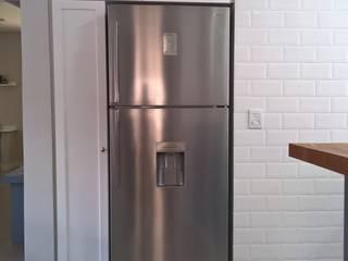R.E. Projetos Kitchen MDF White