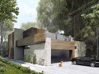 Vesco Construction Modern houses