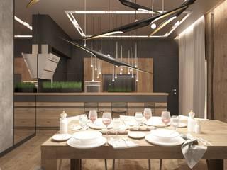 Vesco Construction Modern kitchen