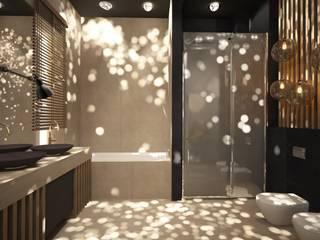 Vesconti_473 кв.м (с дизайн-проектом): Ванные комнаты в . Автор – Vesco Construction