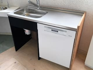Miereミーレ食洗機: だいだ産業株式会社が手掛けたです。