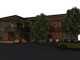 เรียบง่าย. มี. เสน่ห์. Model loft . โดย FULL HOUSE Design
