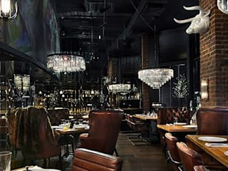 STEAKHOUSE: Tерраса в . Автор – ROOMERS, Модерн