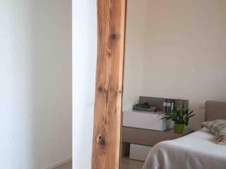 LA CASA DI MINA Camera da letto minimalista di Marianna Porcellato Porvett Minimalista