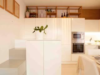 Cocinas de estilo  de Marianna Porcellato Porvett