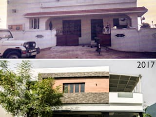 Paridhi Illam - Erode by Studio Madras Architects