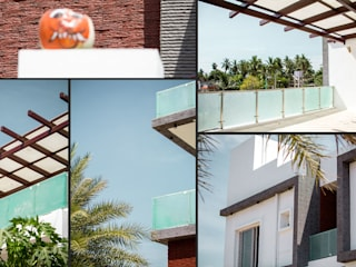 Elements:  Houses by Studio Madras Architects