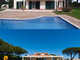 Antes e Depois: Casas  por StudioCAN