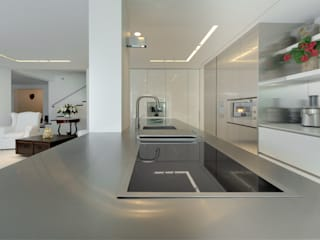 Kitchen by MOHD - Mollura Home and Design