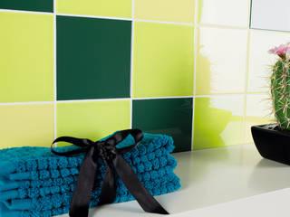 homify Walls & flooringWall & floor coverings Tiles Multicolored