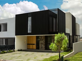 Casas modernas de deFORMA estudio creativo Moderno