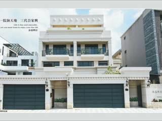 Houses by 詠盛興營建機構,