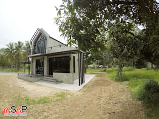 Asap Home Builder Modern Evler