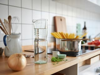SAMESAME upcycled glass productsが手掛けた現代の, モダン
