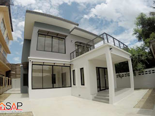 Maisons modernes par Asap Home Builder Moderne