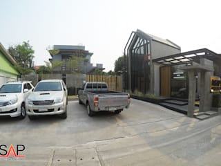 Asap Home Builder Modern office buildings