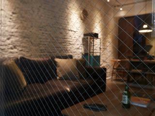oldthings relive 弘悅國際室內裝修有限公司 車庫/遮陽棚 玻璃 Transparent