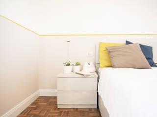 Dormitorios de estilo  de Marianna Porcellato Porvett