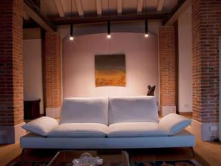 Salas de estilo clásico de Marianna Porcellato Porvett Clásico
