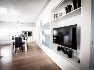 Living room by Marianna Porcellato Porvett