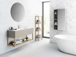 Minimalist style bathroom by Sumitay Minimalist