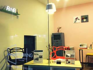 디자인 스토밍 사무실 - office 인테리어 by design STORMING 모던