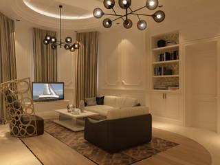 Casas de estilo ecléctico de studioviro Ecléctico