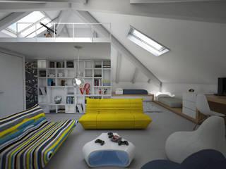 Modern Kid's Room by Marianna Di Gregorio Modern