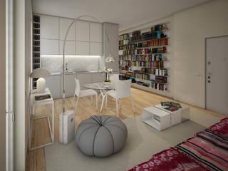 Modern Living Room by Marianna Di Gregorio Modern