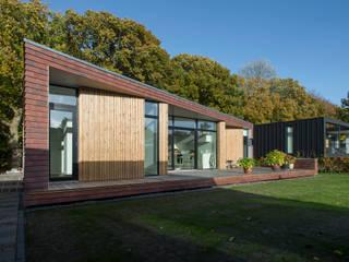 Scandinavian style houses by C.F. Møller Architects Scandinavian