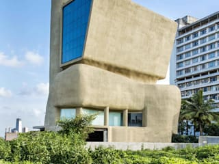 BOMBAY ARTS SOCIETY:  Event venues by SANJAY PURI ARCHITECTS,
