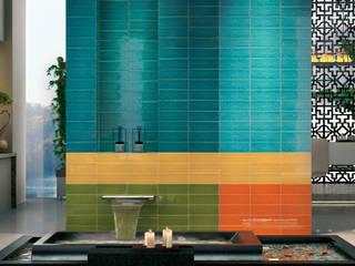 Source of inspiration Paredes e pisos modernos por Ceragni Moderno