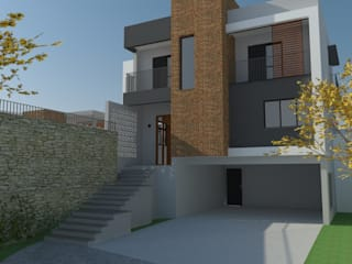 Häuser von Q2 Arquitetura,