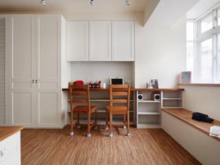 relaxed life 弘悅國際室內裝修有限公司 客廳 水泥 White