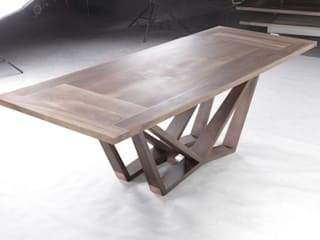 Art-Loft Dining roomTables Gỗ Wood effect