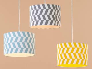 Geometric Drum Easy to Fit From Litecraft Litecraft Living roomLighting