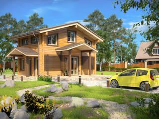 Растущий дом Verona Дома в классическом стиле от Amber Haus Классический
