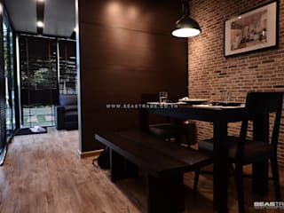 Seastrade Company Limited Dining roomAccessories & decoration Wood Black