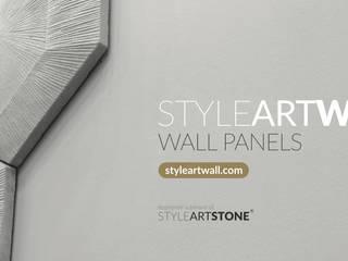 Style Art Wall Cover de Style Art Stone Moderno