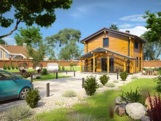 Растущий дом Palermo Дома в классическом стиле от Amber Haus Классический