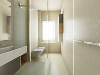 Modern bathroom by SOA Spazio Oltre l'Architettura Modern
