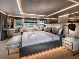 Projekty,  Jachty i motorówki zaprojektowane przez Esra Kazmirci Mimarlik